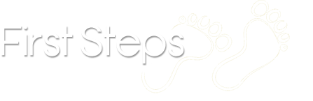 First Steps Pre-School and Nursery Leicester Logo